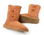 1818 中筒靴栗色