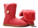 5803 中筒靴红色