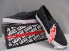 船鞋黑布 VN-ONJ8BLK