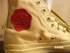 日版印章土黄高 1B803(另赠送一对鞋带)
