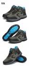 秋冬登山鞋男女防水徒步鞋防滑运动旅游鞋户外鞋透气男女鞋爬山鞋88726,尺码36-48