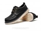 欧美厂家秋季新品大头真皮休闲男鞋真皮工装鞋皮鞋男一件代发热卖5806,尺码39-44