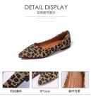 1688-3豹纹爆款单鞋女鞋35~39