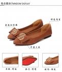 1688-2时尚金属小单鞋35~39